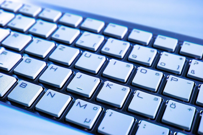 why keyboarding helps with spelling